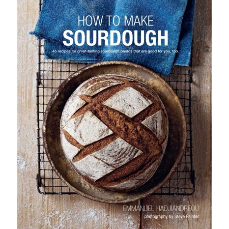 How To Make Sourdough : 45 recipes for great-tasting sourdough breads that are good for you, too. - Halloween Bread Bones Recipe