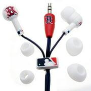 Nemo Major League Baseball Earbuds - Boston Red Sox 10113BS