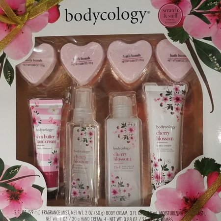 Bodycology Bc Mothers Day Cherry Blossom G/s