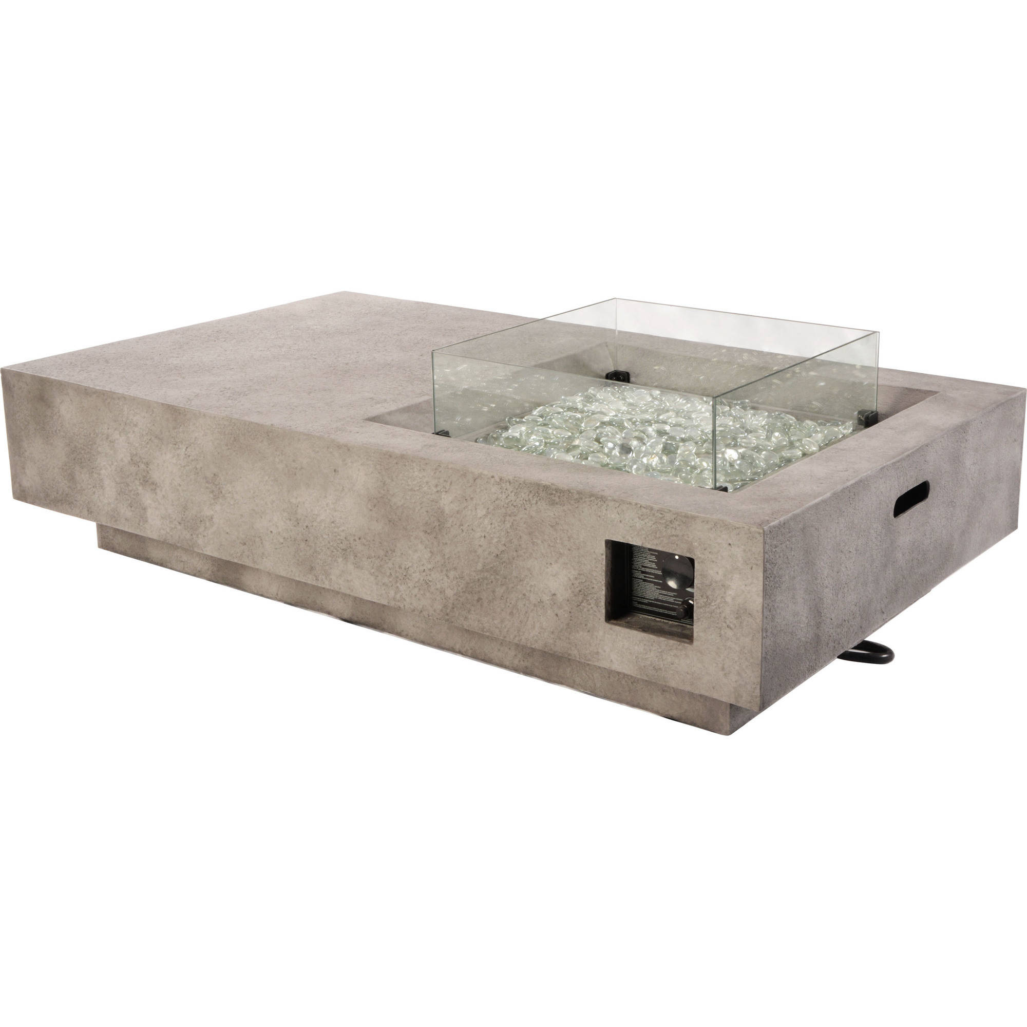 Bond Argent 60 Inch Fire Table $223.25 W/fs At Walmart.com. Was $499