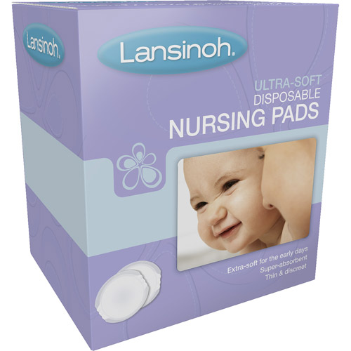 Lansinoh - Ultra-Soft Nursing Pads, 36 count