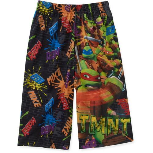 Teenage Mutant Ninja Turtles Boys' Pajam
