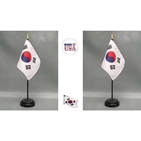 - Made in The USA. 2 South Korean Rayon 4