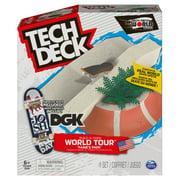 Tech Deck, Build-A-Park World Tour, Paines Park, Ramp Set with Signature Fingerboard