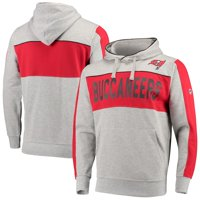 Tampa Bay Buccaneers Hands High Ultimate Pullover Hoodie - Heathered Gray