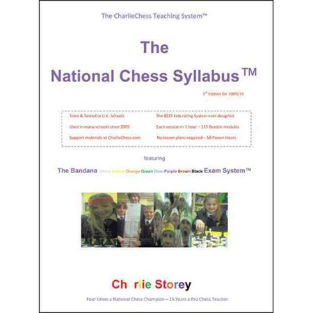 The National Chess Syllabus Featuring The Bandana Martial Art Exam System