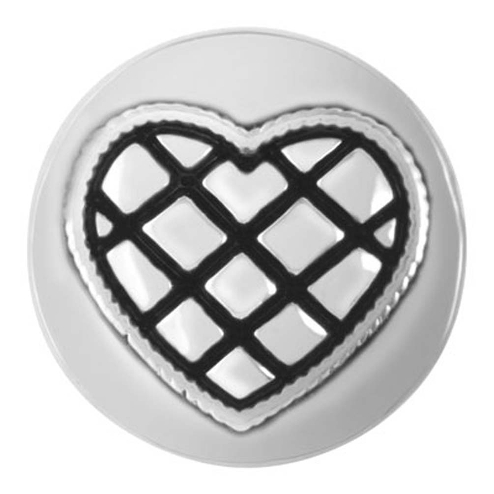 Ginger Snaps Patch Heart Snap SN01-15