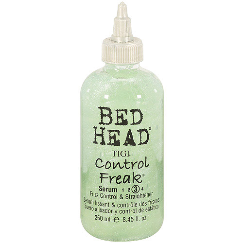 Tigi Bed Head Control Freak Frizz Control & Straightener Serum, 8.45 oz