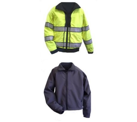 Gerber Outerwear Thriller SX Reversible with Soft Shell Liner Jacket, Navy Lim by