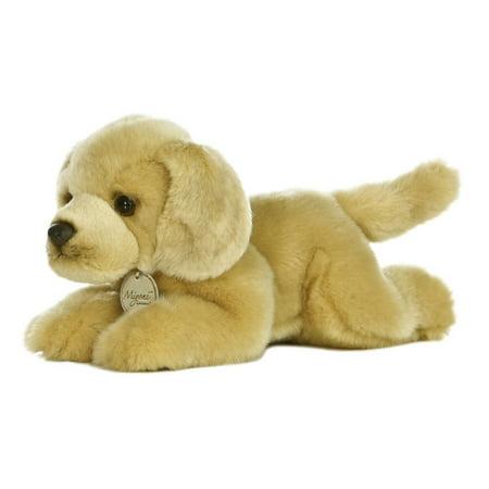 Golden Lab 11 in. Miyoni - Dog & Puppy Stuffed Animal by Aurora Plush (10828)](Stuffed Dogs)