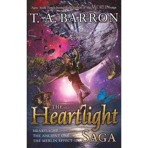 The Heartlight Saga: Heartlight / the Ancient One / the Merlin Effect