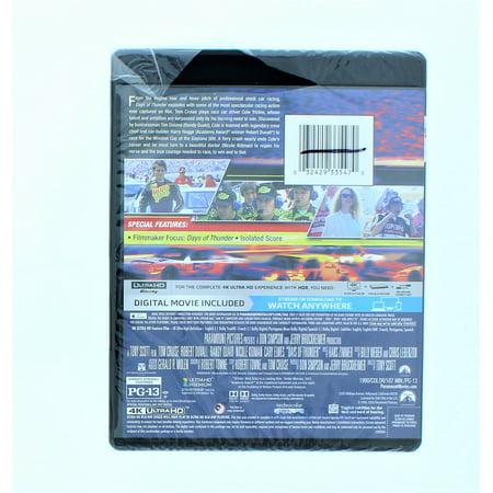 Days of Thunder (4K Ultra HD + Digital Copy)