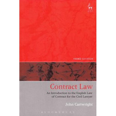 Contract Law : An Introduction to the English Law of Contract for the Civil