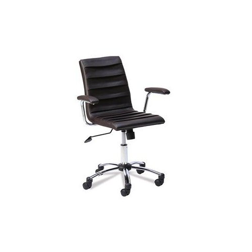 Leick 10051DB Favorite Finds Deep Pleated Desk Chair by Brand New