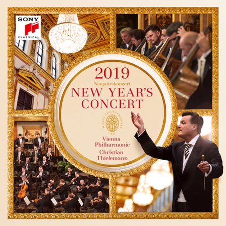New Year's Concert 2019 (CD) (Best New Mmorpg 2019)