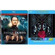 Tom Hanks The Da Vinci Code Steelbook [Blu-ray] & Angels and Demons (2-Disc Theatrical & Extended Edition) Double... by