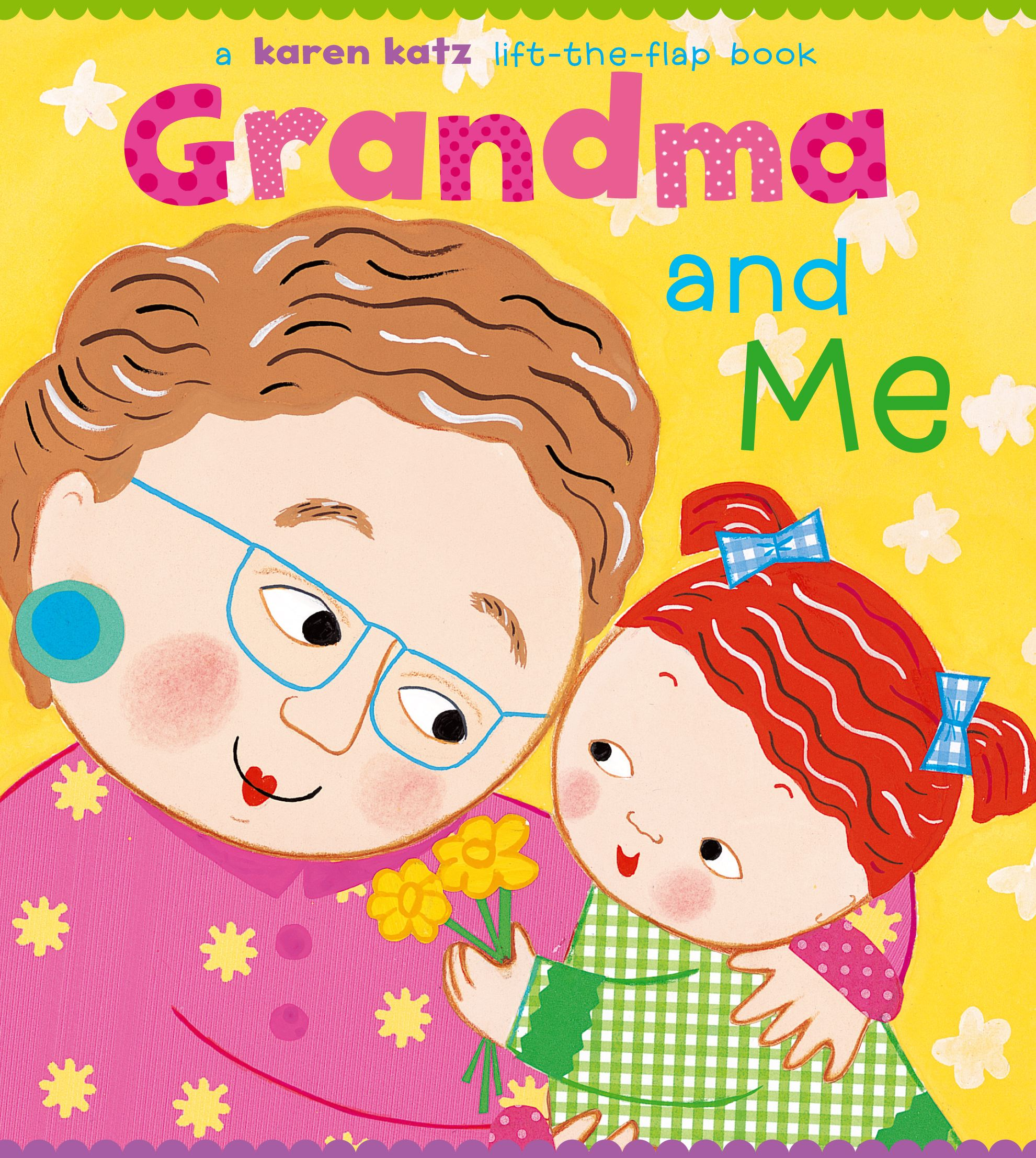 Grandma and Me a Lift the Flap Book (Board Book)