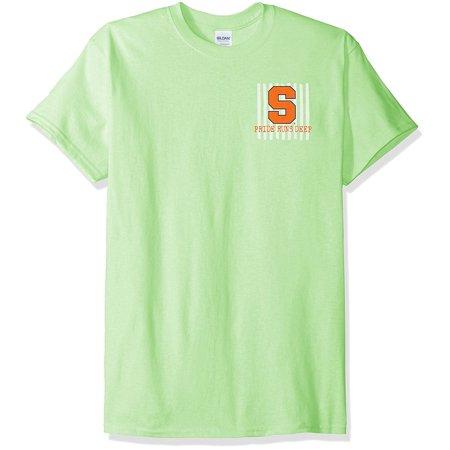 (NCAA Syracuse Orange Spirit Short Sleeve T-Shirt, Small, Mint)