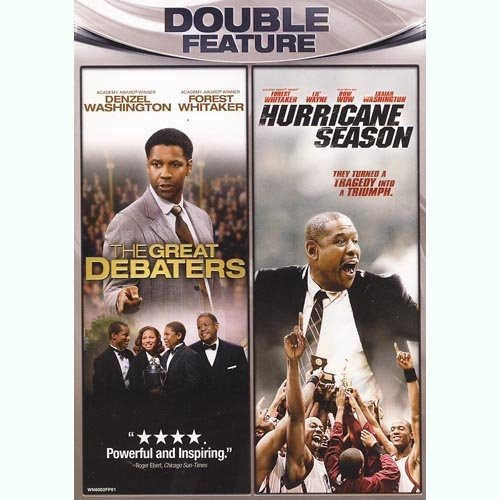 Double Feature: The Great Debaters / Hurricane Season (Widescreen)