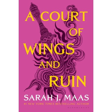 A Court of Wings and Ruin The epic third novel in the #1 New York Times bestselling Court of Thorns and Roses series by Sarah J. Maas.