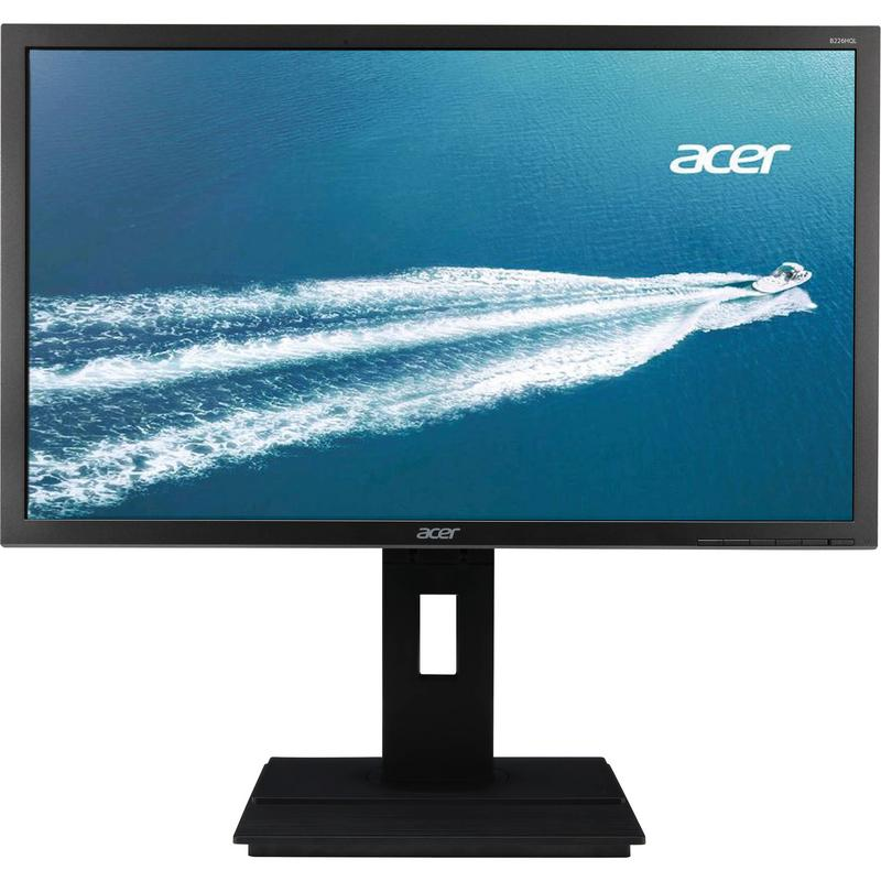 "Refurbished Acer B6 - 21.5"" Widescreen Monitor Display Full HD 1920 x 1080 5 ms 60 Hz"