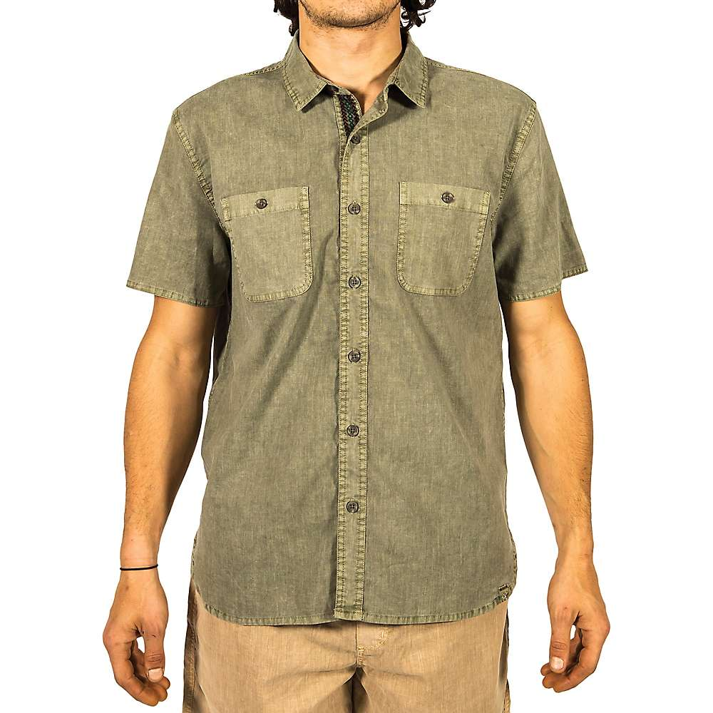 Gramicci Men's Sunset Solid SS Shirt