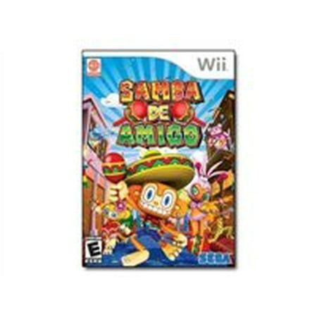 Samba de Amigo - Wii](De Halloween Jeux)