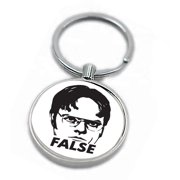 The Office Keychain - Dwight Schrute FALSE