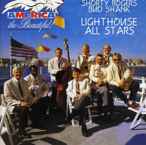 Shorty Rogers - America the Beautiful [CD]