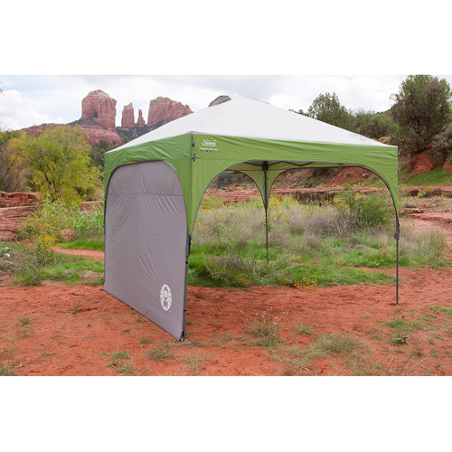 Coleman 10'x10' Straight Leg Canopy Sunwall Sidewall Attachment (100 sq. ft Coverage)