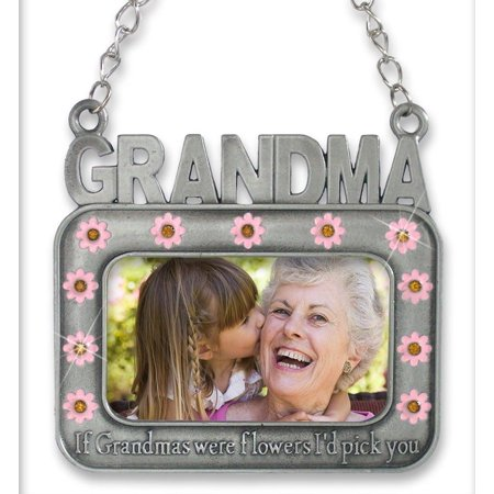 (Grandma Photo Frame Ornament)
