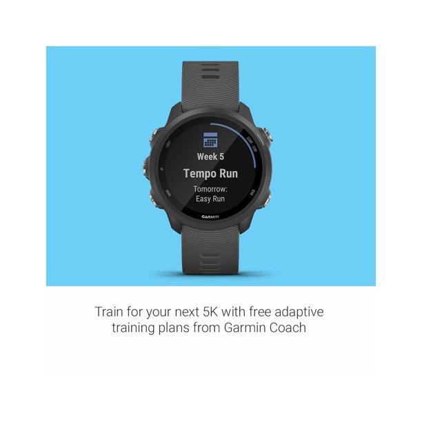 Garmin Forerunner 245 (Slate Gray)