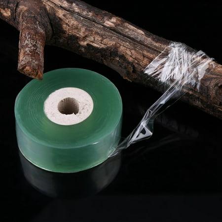 Yosoo Garden Bind Tape,PVC Fruit Tree Grafting Tape Secateurs Engraft Branch Gardening Tool 2CM*100M,Gardening Tool - image 3 of 7