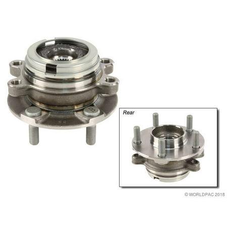 - NTN W0133-1962259 Wheel Bearing and Hub Assembly for Nissan Models