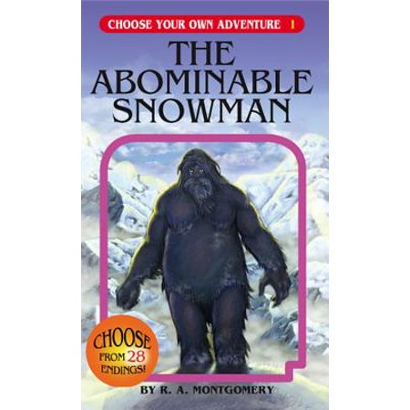 The Abominable Snowman (Paperback) (Abominable Snowman Decoration)