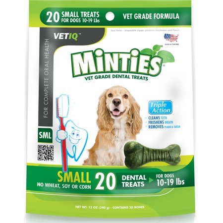 Minties For Dogs Reviews