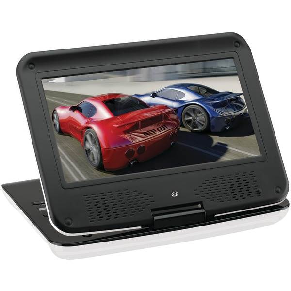 "9"" Portable DVD Player"
