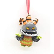 Nightmare Before Christmas Harlequin Demon Custom Christmas Ornament