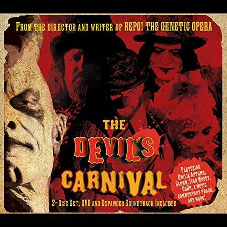 Devil's Carnival / Various (CD) (Includes DVD)](Carnival Music)
