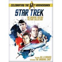 Star Trek: The Original Motion Picture Collection (DVD)