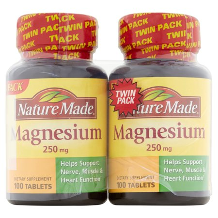 Nature Made Mg Magnesium Ct