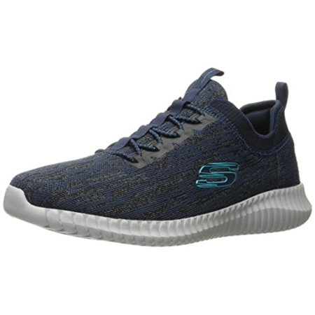 4041d1948414 52642 Navy Skechers Shoe Men Memory Foam Sport Walk Mesh Train Casual  Slipon New - Walmart.com