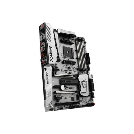 MSI Motherboard X370 XPOWER GAMING TITANIUM
