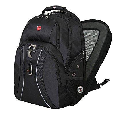 swiss gear swissgear 17 inch laptop notebook mac book ipad outdoor ...