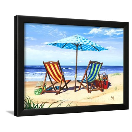 Made in the Shade Framed Print Wall Art By Scott Westmoreland ()