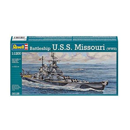 Revell Germany USS Missouri BB-63 Battleship Model Kit - image 2 of 4