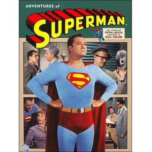 The Adventures Of Superman: The Complete Fifth & Sixth Season (Full Frame)
