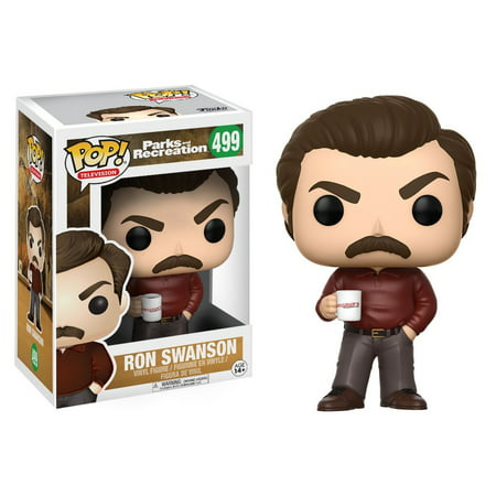 Funko Pop! Television: Parks and Recreation – Ron Swanson](Parks Recreation Halloween Surprise)