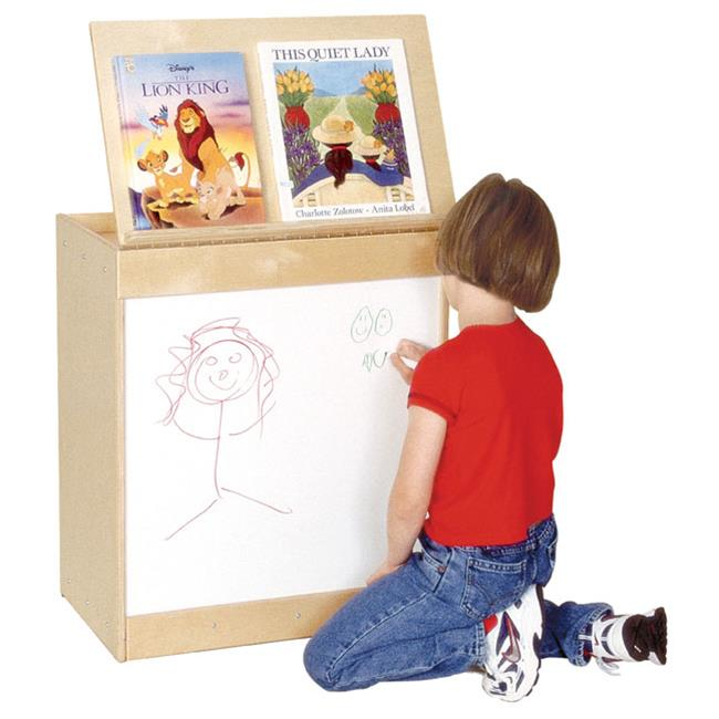 Wood Designs 24100 - Big Book Display And Storage With Markerboard