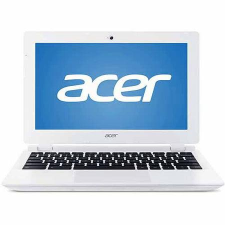 acer white 11 6 cb3 111 c670 chromebook pc with intel celeron n2830